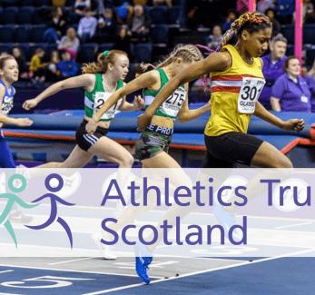 Athletics Trust Scotland Launch
