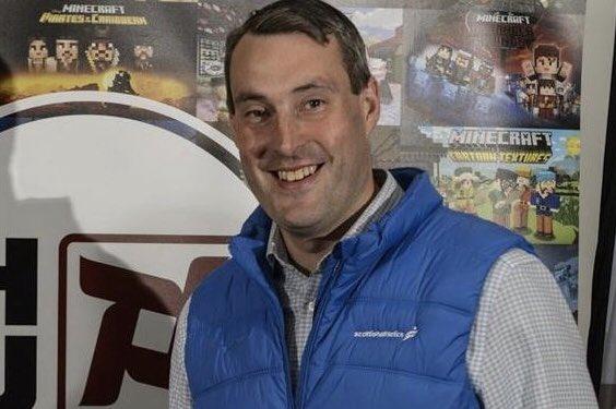 Trustee Mark Munro - Investing in the Future of Athletics in Scotland